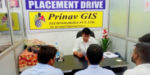 Interview in Prinav GIS Technologies Pvt. Ltd