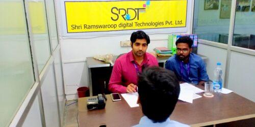 Interview in SRDT