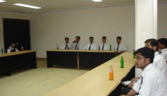 Dainik Jagran meeting Room