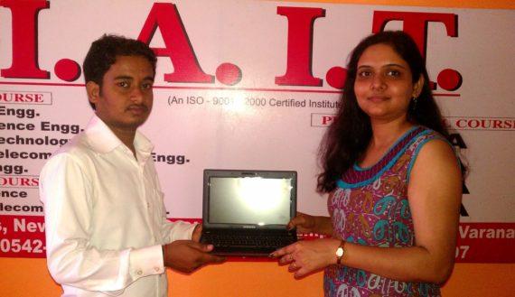 Free Laptop Distribution 2011