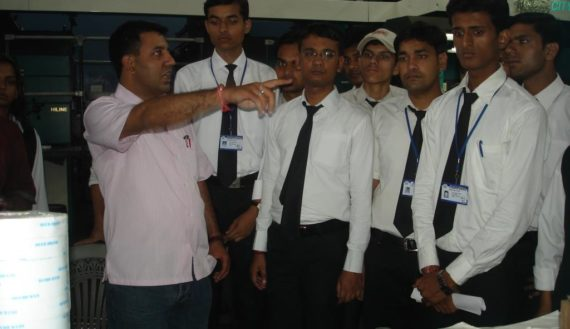 Technical Visit Dainik Jagran