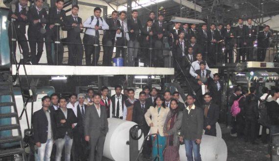 Technical Visit J.P. Cement 2014