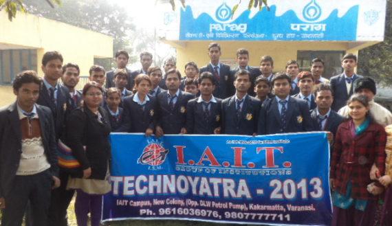 Technical Visit PARAG 2013