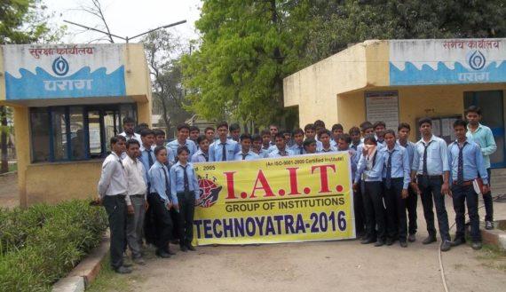 Technical Visit PARAG 2016