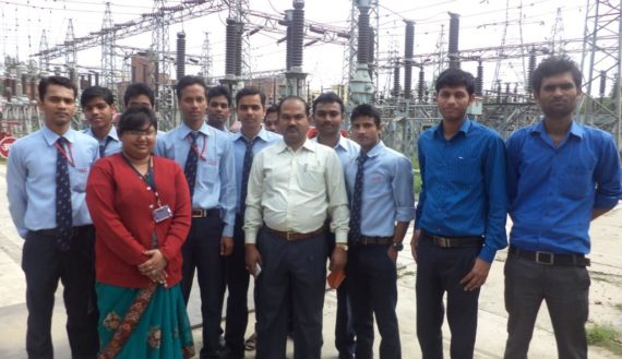 Technical Visit UPPCL