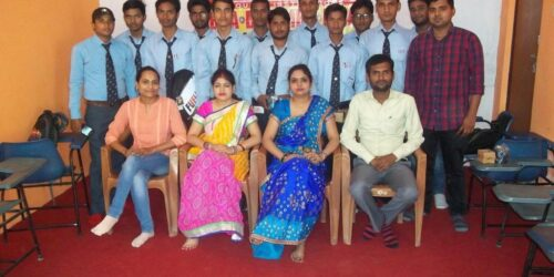 Students Rewarded for their performance