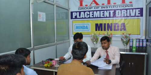 Interview in Minda