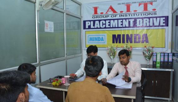 Interview in Minda