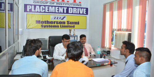 Interview in Motherson Sumi