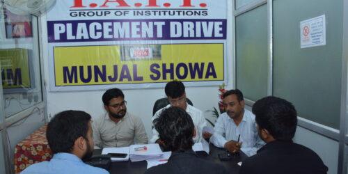 Interview in Munjal Showa