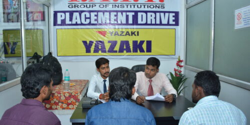 Interview in Yazaki India