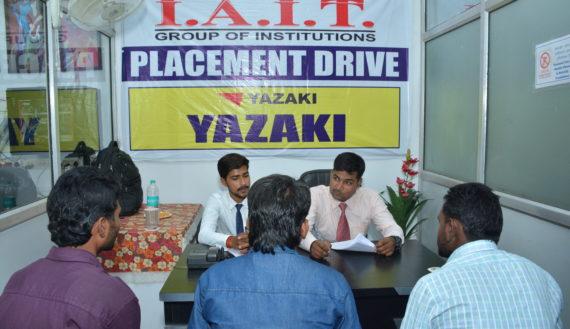 Interview in Yazaki India